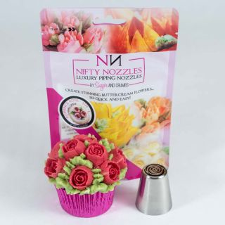 Nifty Nozzles ROMANCE ROSE L109