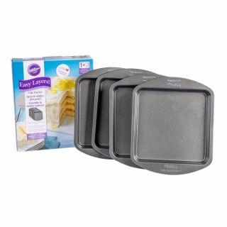 Wilton Easy Layers 6 INCH SQUARE