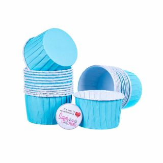 Culpitt Baking Cups BLUE Pack of 24