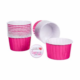 Culpitt Baking Cups HOT PINK Pack of 24