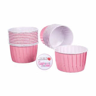 Culpitt Baking Cups PINK Pack of 24
