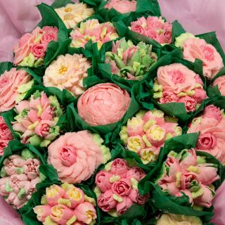 Beautiful Cupcake Bouquets Online read product info