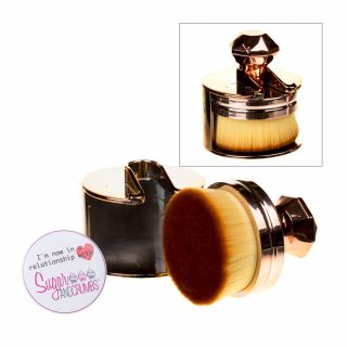 Buffing Luster Brush Gold or Rose Gold