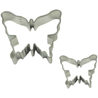 PME Cutters Butterfly Set of 2