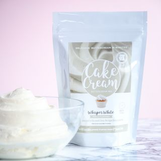 Cake Cream Whisper White 800g
