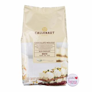 Callebaut Chocolate Instant Powder Mousse White 800g