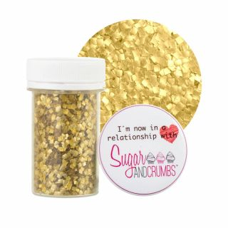 CK Products Glitter Squares GOLD