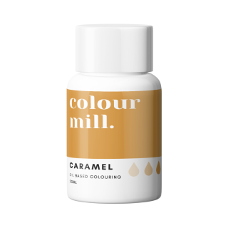 Colour Mill Oil Based Colouring CARAMEL 20ml