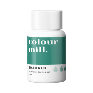 Colour Mill Oil Based Colouring EMERALD 20ml