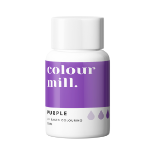 Colour Mill Oil Based Colouring PURPLE 20ml