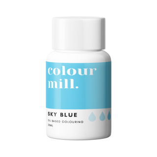 Colour Mill Oil Based Colouring SKY BLUE 20ml