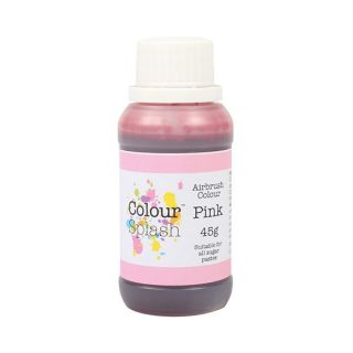 Colour Splash Airbrush Liquid Pink