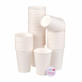 Cupcake Bouquet PAPER CUPS 7.5oz Pack of 50