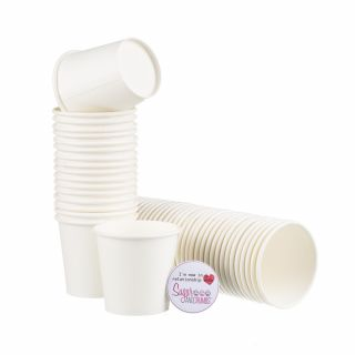 Cupcake Bouquet PAPER CUPS 4oz Pack of 50