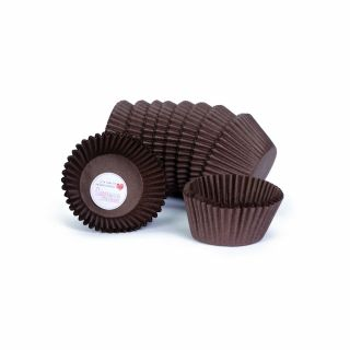 Culpitt Cupcake Cases BROWN Pack of 250