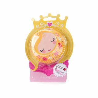 CULPITT Cupcake Cases PRINCESS Pack of 50