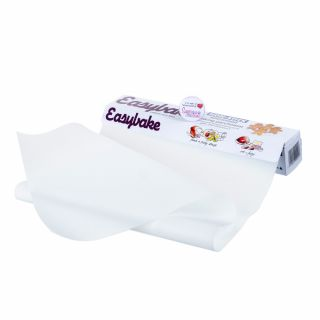 Easybake Silicone GREASEPROOF PARCHMENT ROLL 5m x 30cm