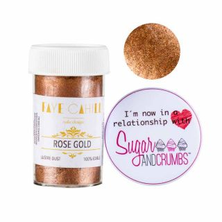 Faye Cahill Dust ROSE GOLD 20ml