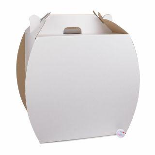 Giant Cupcake Box HEAVY DUTY 14 Inch Base