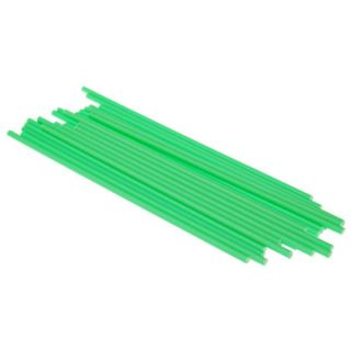 Cake Pop Lollipop Sticks 19cm GREEN Pack of 50