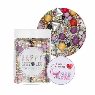 Happy Sprinkles HAPPY EVER AFTER Edible Sprinkles 90g.1
