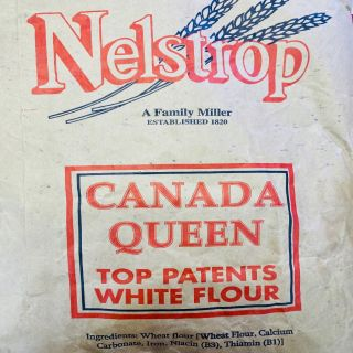 Nelstrops Canada Queen Strong Bread Flour 16kg