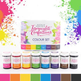 Immaculate Confections Complete Colour Set