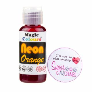 Magic Colours Gel NEON ORANGE 32g