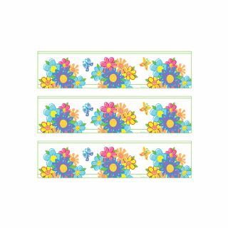 PhotoCake Strips FLOWERS