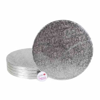 Cake Drum ROUND 10 Inch Pack of 5