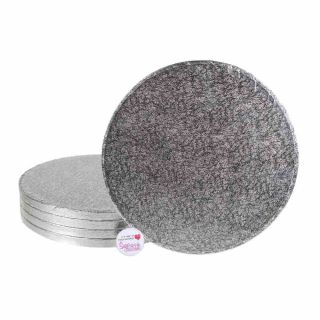 Cake Drum ROUND 11 Inch Pack of 5