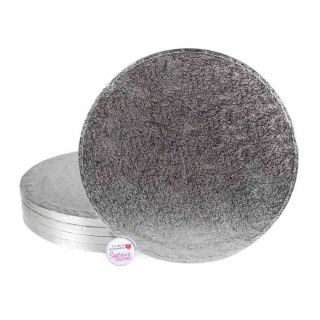 Cake Drum ROUND 12 Inch Pack of 5