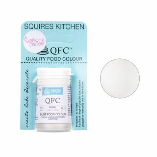 Squires Kitchen Dust LUSTRE PEARL
