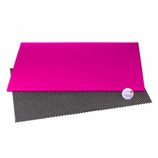 Sugar and Crumbs Non Stick Medium Sugarcraft PINK Board 505mm x 335mm
