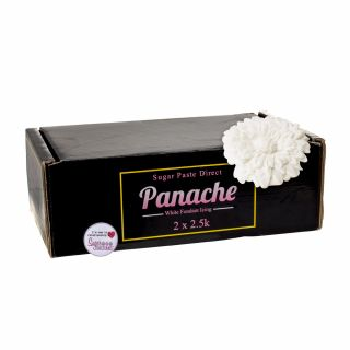 SugarPaste Direct Ready to Roll PANACHE 5Kg