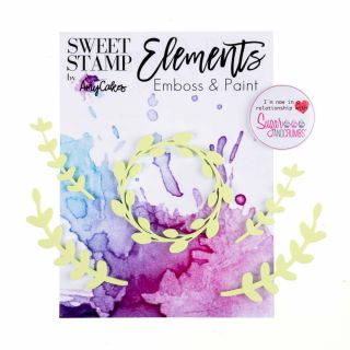 Sweet Stamp Elements LAUREL FRAMES