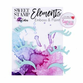 Sweet Stamp Elements UNICORN EYES
