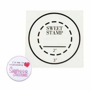 Sweet Stamp PickUpPad ROUND