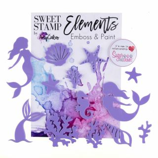 Sweet Stamp Elements MERMAID