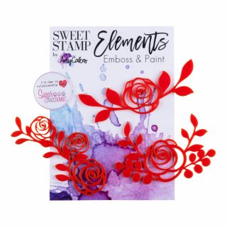 Sweet Stamp Elements ROSE FRAMES.1