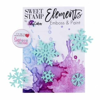 Sweet Stamp Elements SNOWFLAKES