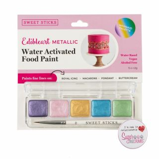 Sweet Sticks Mini Palette Food Paint MERMAID
