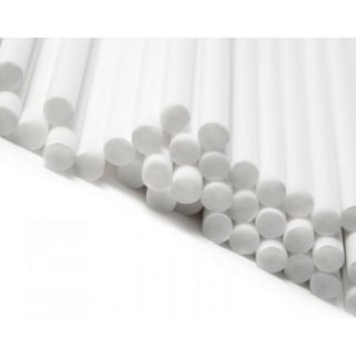Cake Pop Lollipop Sticks 15cm WHITE Pack of 50