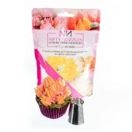 Nifty Nozzles SUNFLOWER L24