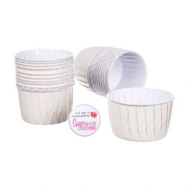 Culpitt Baking Cups IVORY Pack of 24