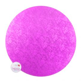 Cake Board Round PINK Masonite 10 Inch