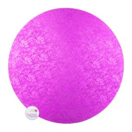 Cake Board Round PINK Masonite 12 Inch