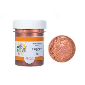 Colour Splash Dust PEARL COPPER 5g