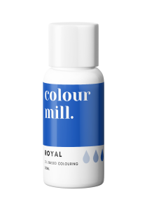 Colour Mill Oil Based Colouring ROYAL BLUE 20ml