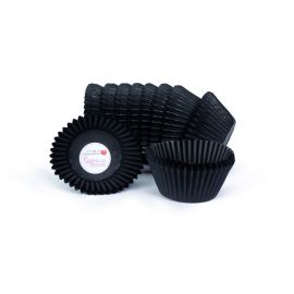 Culpitt Cupcake Cases BLACK Pack of 250